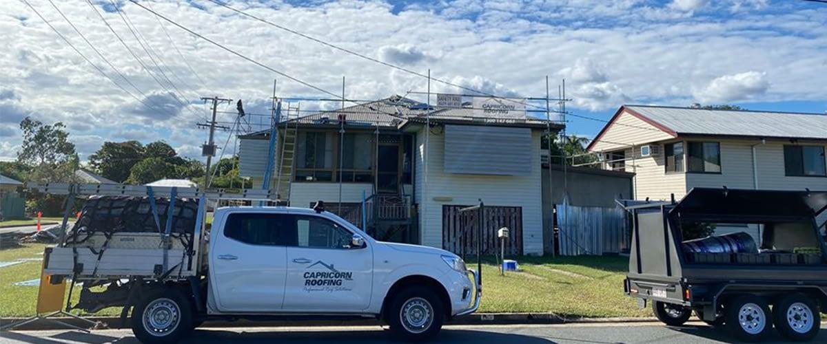Rockhampton and Yeppoon Roofing Services Sunshine Coast