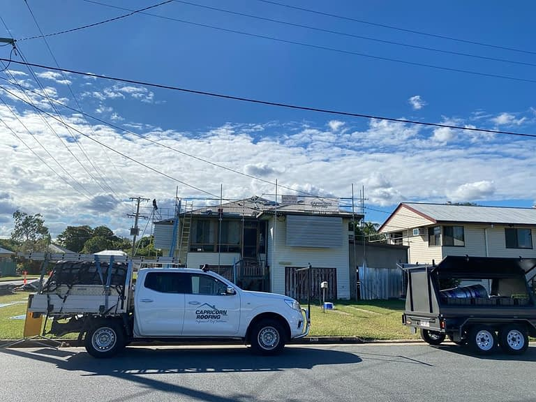 Rockhampton and Yeppoon Roofing