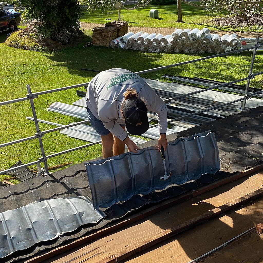 rockhampton reroofing