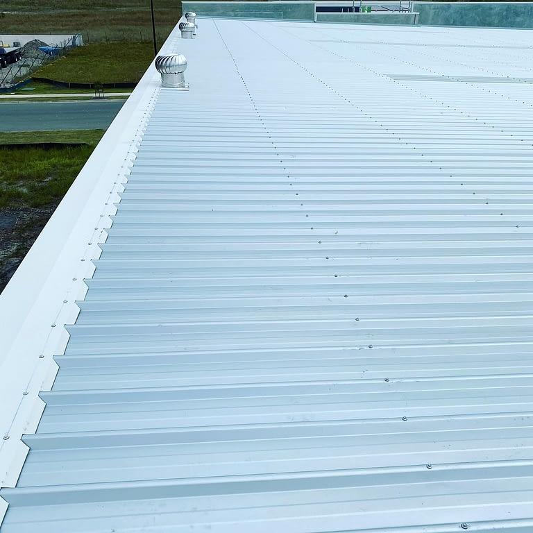 Metal Roofing - Sunshine Coast