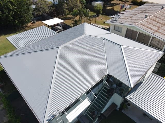 Sunshine coast roofing